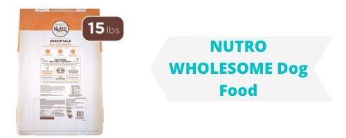 NUTRO WHOLESOME Dog Food